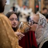 В московском храме состоялась неканоничная «литургия апостола Иакова»